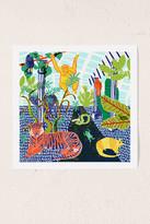 Camilla Perkins Jungle Art Print