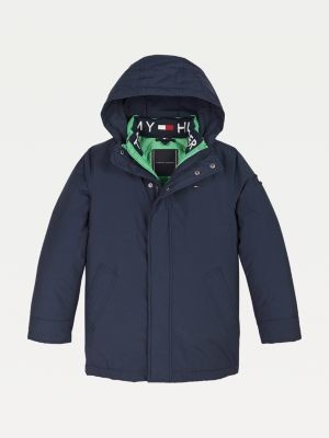 Tommy Hilfiger 2-In-1 Hooded Jacket