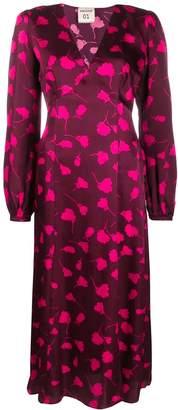 Semi-Couture Semicouture floral print dress