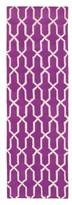 Pantone Optic 41101 100% Wool Geo Rug