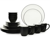 Noritake 20-Pc. Coupe Colorwave Dinnerware Set