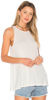 RVCA Label Tunic Tank