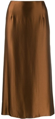 Vince mid-length skirt