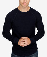 Lucky Brand Men's Thermal Crew Neck Shirt