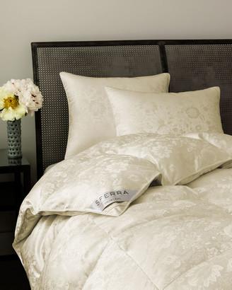 Sferra 900-Fill Canadian Down Firm Queen Pillow