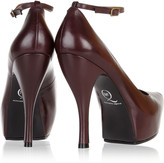 McQ by Alexander McQueen Burlesque leather pumps