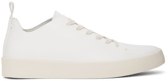 Rag & Bone White RB Slim Sneakers