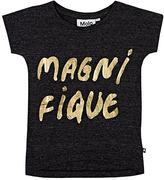 "Molo Kids MOLO KIDS ""MAGNIFIQUE"" COTTON-BLEND T-SHIRT"