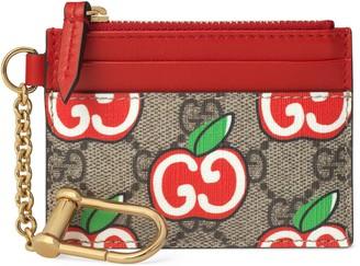 Gucci Chinese Valentine's Day keychain wallet