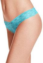 Wacoal Halo Lace Thong Panty