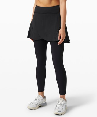 Lululemon Your Serve High Rise Skirt Tight 25""