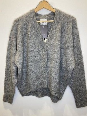 Second Female - Grey Cardigan - XS