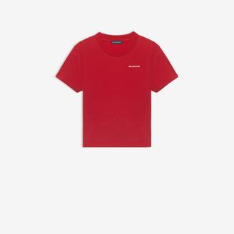 Balenciaga Kids Logo T-Shirt Pants