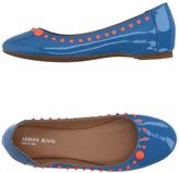 Armani Jeans Ballet flats