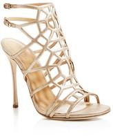 Sergio Rossi Puzzle High Heel Sandals