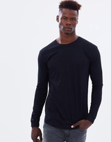 Silent Theory LS Pigment Tail Tee