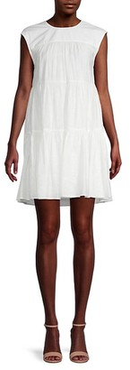 Rebecca Minkoff Lizzie Tiered Day Dress