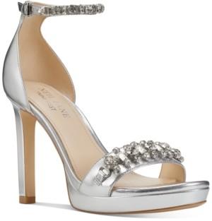 Nine West Women's Engaged Dress Sandals Women's Shoes