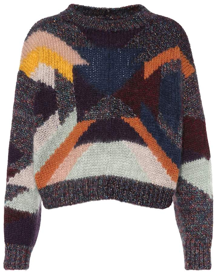Isabel Marant Cadelia wool-blend sweater