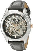 Kenneth Cole New York Women's 10025926 Automatic Analog Display Japanese Automatic Grey Watch