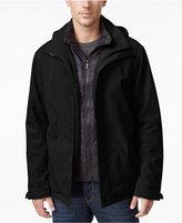 Weatherproof Men's Hooded Active Bib Jacket
