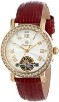 Burgmeister Women's BM516-215 Monrovia Automatic Watch