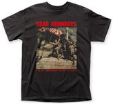 Impact Dead Kennedys Punk Rock Band Music Group Give Me Convenience Adult T-Shirt Tee