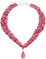 Coomi Spinel Necklace