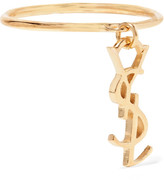 Saint Laurent Gold-plated Ring - 8