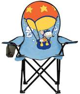 Toopy and Binoo Toopy & Binoo Folding chair, Blue