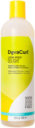 DevaCurl Low Poo Delight 360Ml