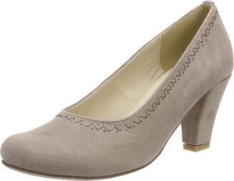 Hirschkogel Women's 3003415 Closed Toe Heels
