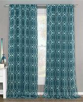 """Duck River Textile Newbella 51"""" x 84"""" Semi-Sheer Pair of Panels"""