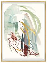 Modern Abstract II (Framed)