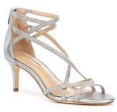Antonio Melani Solmer Jeweled Leather Dress Sandals