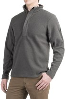 Craghoppers Weston Fleece Shirt - Button Neck, Long Sleeve (For Men)