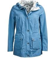 Barbour Blue Heaven Womens Aire Waterproof Breathable Jacket - 8 (UK)