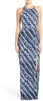 Dolce Vita Women's Tie-Dye Cover-Up Maxi Dress