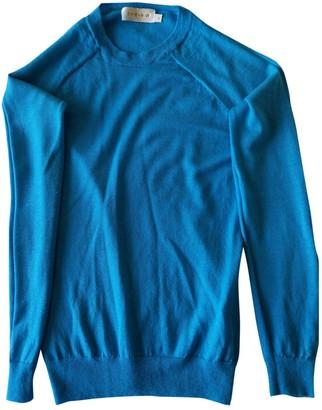 Zimmermann Turquoise Wool Knitwear