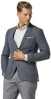 Tommy Hilfiger Tailored Collection Slim Fit Melange Blazer