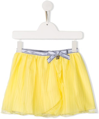 Miss Blumarine Layered Tulle Skirt