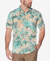 Cubavera Men's Tropical-Print Shirt