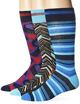 Bottoms Out Men's Crew Socks (Pack of 3)