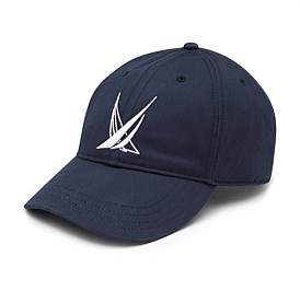 Nautica Blue Sail Big Logo Baseball Cap