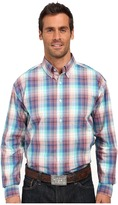 Roper One Open Pocket 0171 Solar Plaid