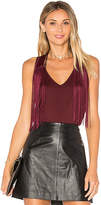 Ella Moss Bella Tank in Burgundy. - size M (also in )
