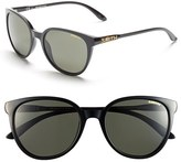 Smith Optics Women's 'Cheetah' 53Mm Sunglasses - Black/ Polar Grey/ Green