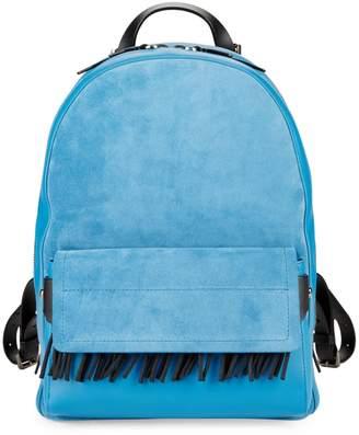 3.1 Phillip Lim Bianca Fringed Leather Mini Backpack