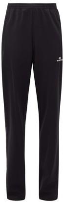 Balenciaga Logo-print Track Pants - Womens - Black