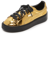 Puma Creeper Metallic Sneakers
